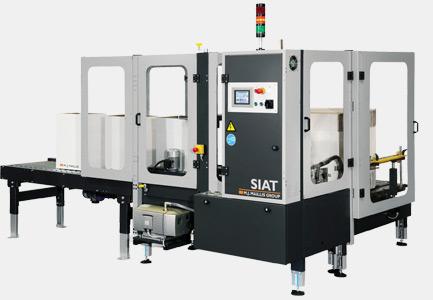 Formadora de cajas SIAT F344
