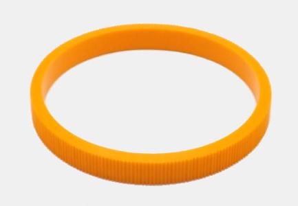 anillo polea naranja de SIAT