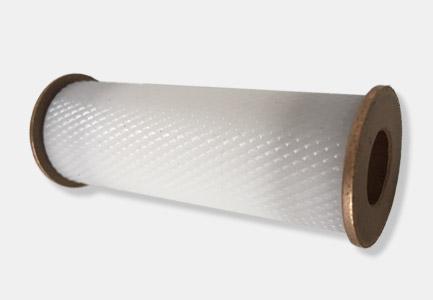 rodillo grafilado  ASS de recambio para cabezal k11 de precintadora de cajas